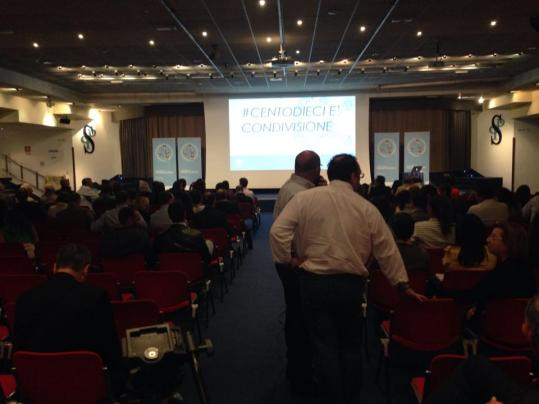 Seminario Centodieci è Condivisione - Hotel San Paolo Palace (3)